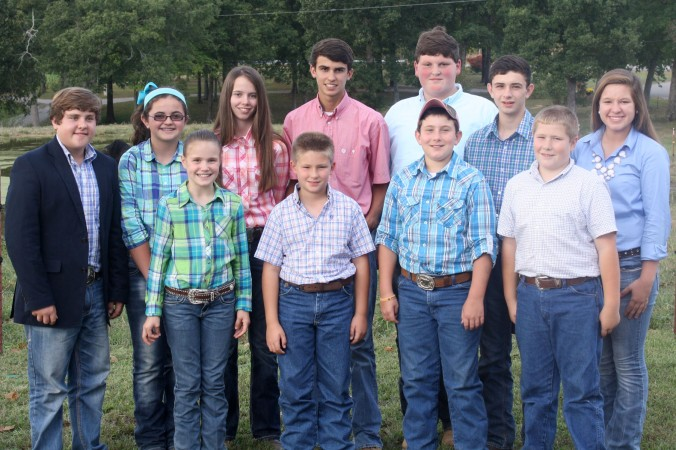 2014 Kenneth Ambrose Heifer Scholarship Finalists