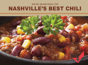 Nashville's Best Chili