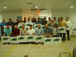 2014 UT Lawrence County Master Beef Producer Graduates