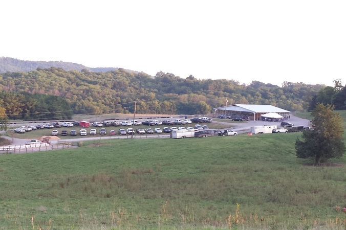 Tennessee Beef Heifer Development Center