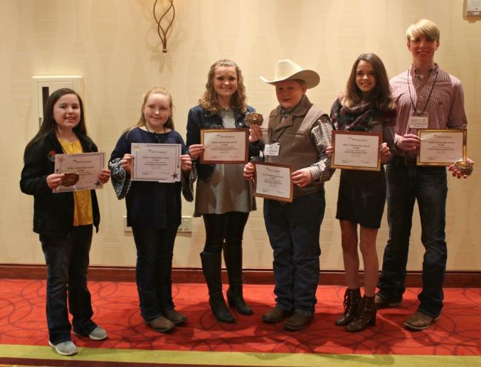 Heifer Scholarship Winners 2