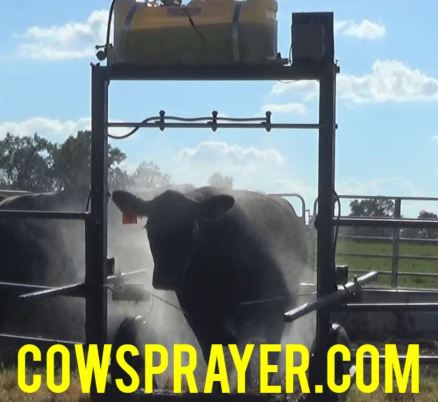 Cow Sprayer Official Logo